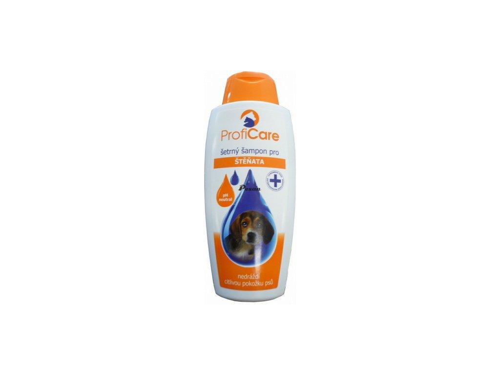 Šampon PROFICARE štěně s norkovým olejem 300ml