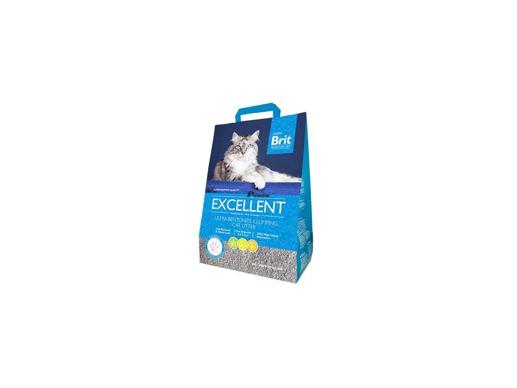 Brit Fresh Cats Excellent 5 kg Ultra Bentonite