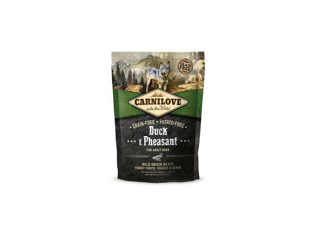 Carnilove Dog Duck & Pheasant for Adult 1,5 kg