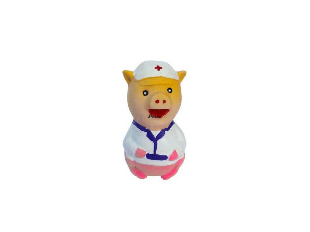 Prase zdravotní sestra 8 cm 7.908