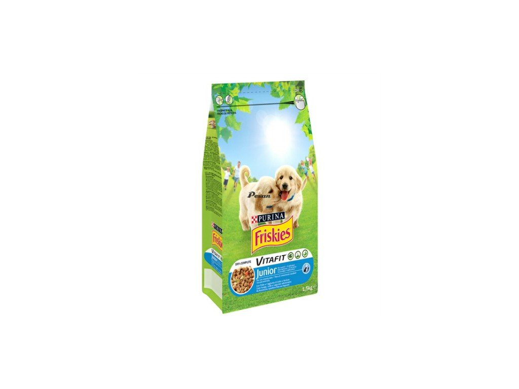 Friskies Dog Junior 15 kg