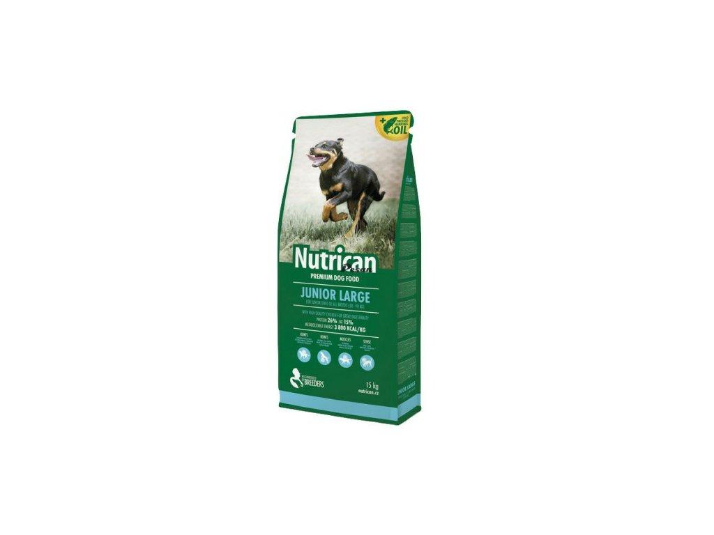 NutriCan Dog Junior Large 15 kg