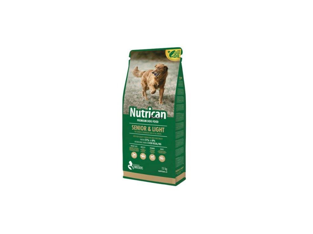 NutriCan Dog Senior Light 15 kg