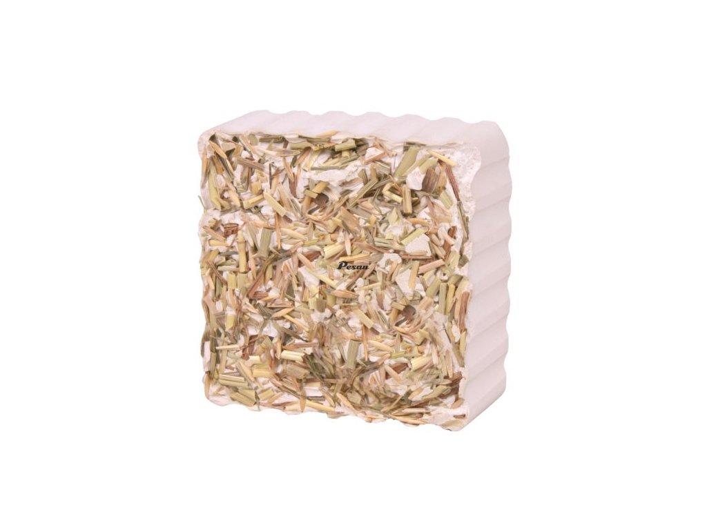 Minerální kámen okusovací s bylinkami 80g TR 1ks