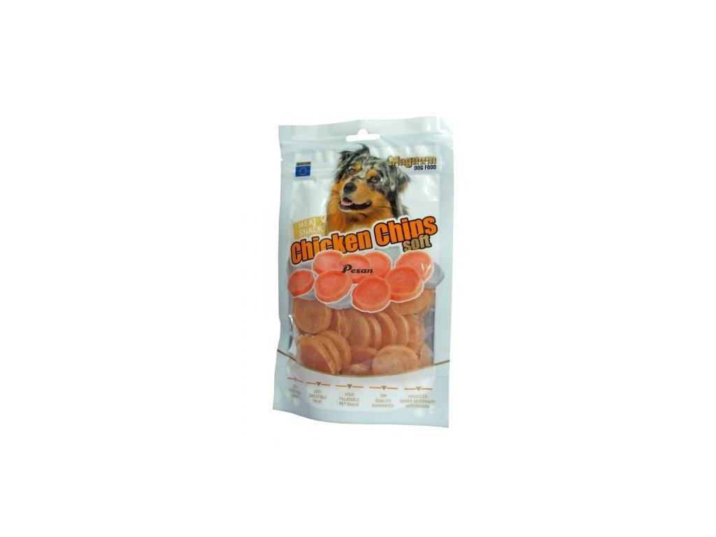 Magnum Chicken Chips soft 80g 16.569