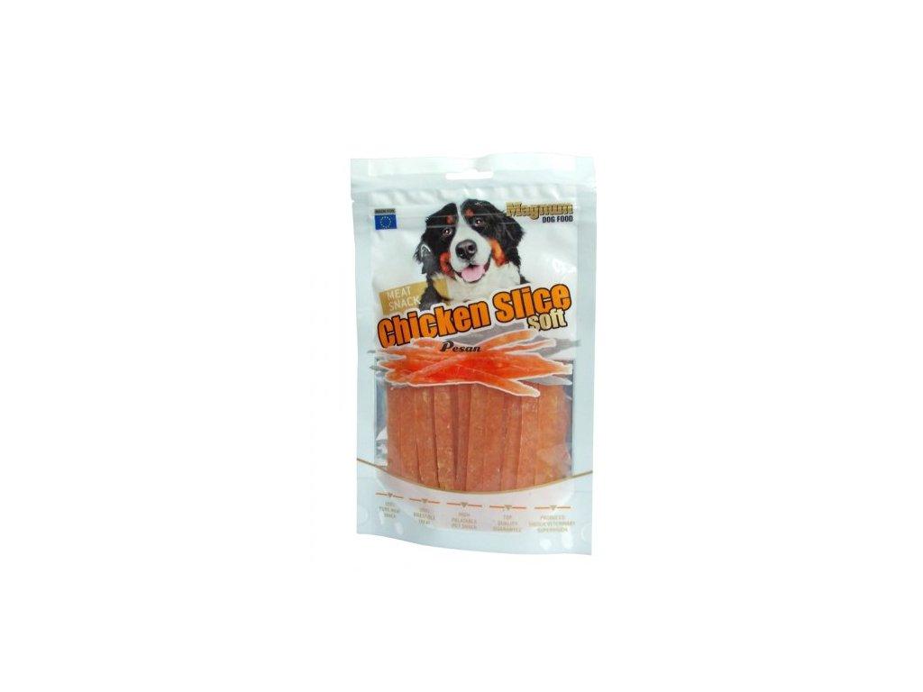Magnum Chicken Slice Soft 80g 16.570