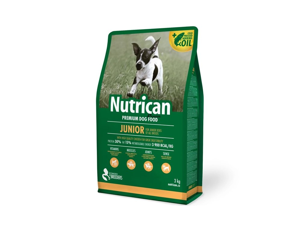 NutriCan Dog Junior 3 kg