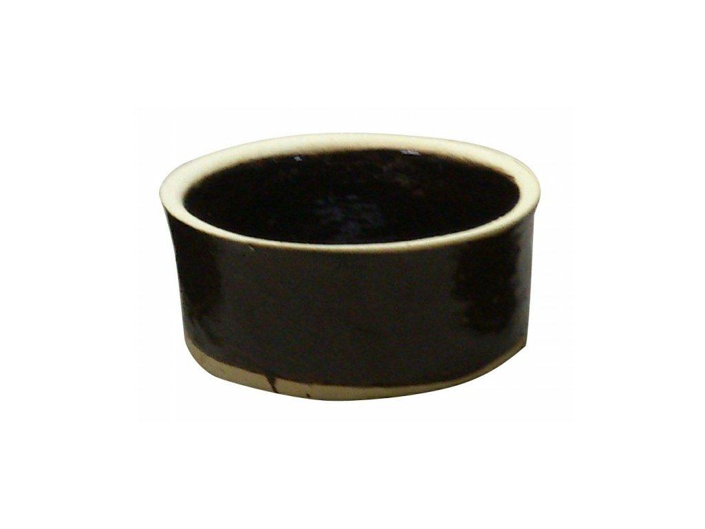 Keramická miska nízká 0,50l (nosnice)
