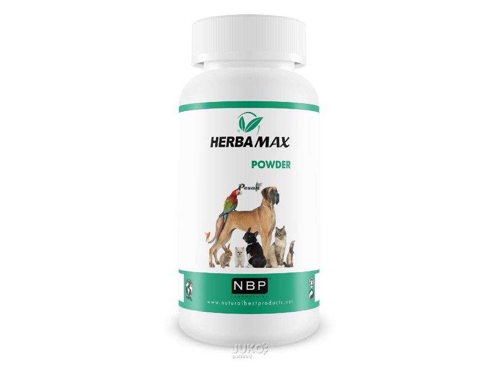 Herba Max Powder 100g antiparazitní pudr  13416