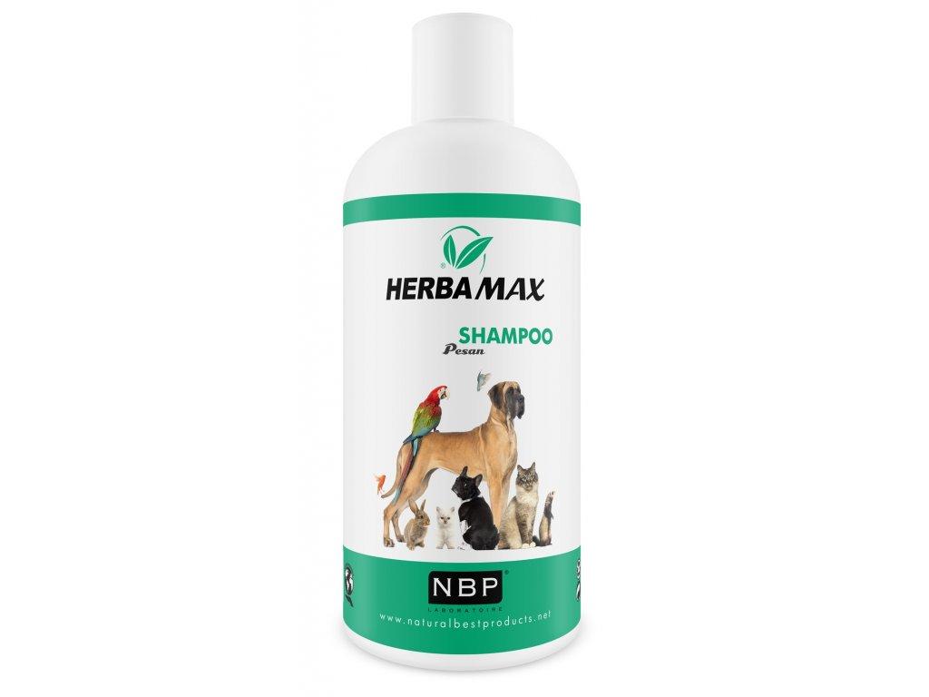Herba Max Shampoo 200ml antiparazitní šampon 13419