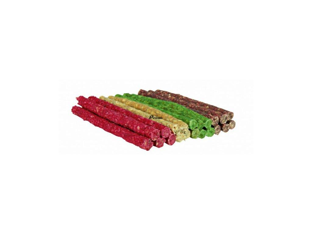 Tyčinka barevná 10mm 12cm (cena za balení 100ks)