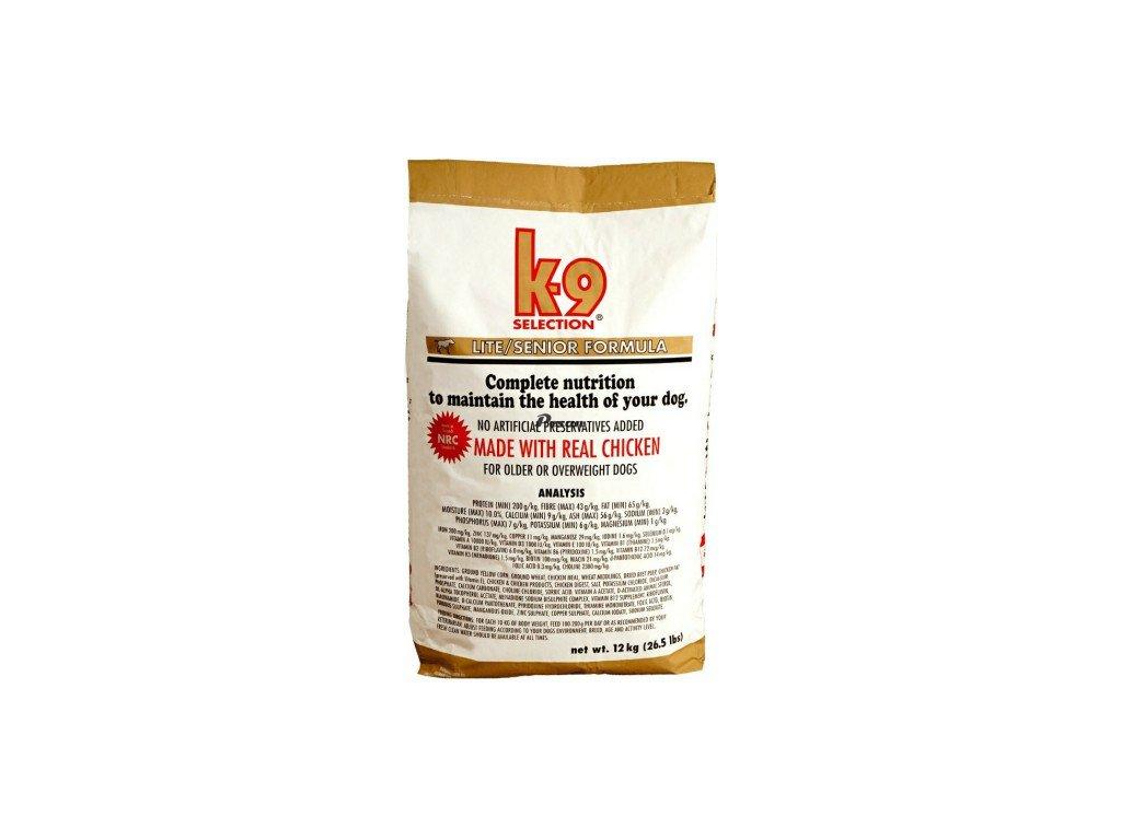 K-9 Lite Senior 12 kg
