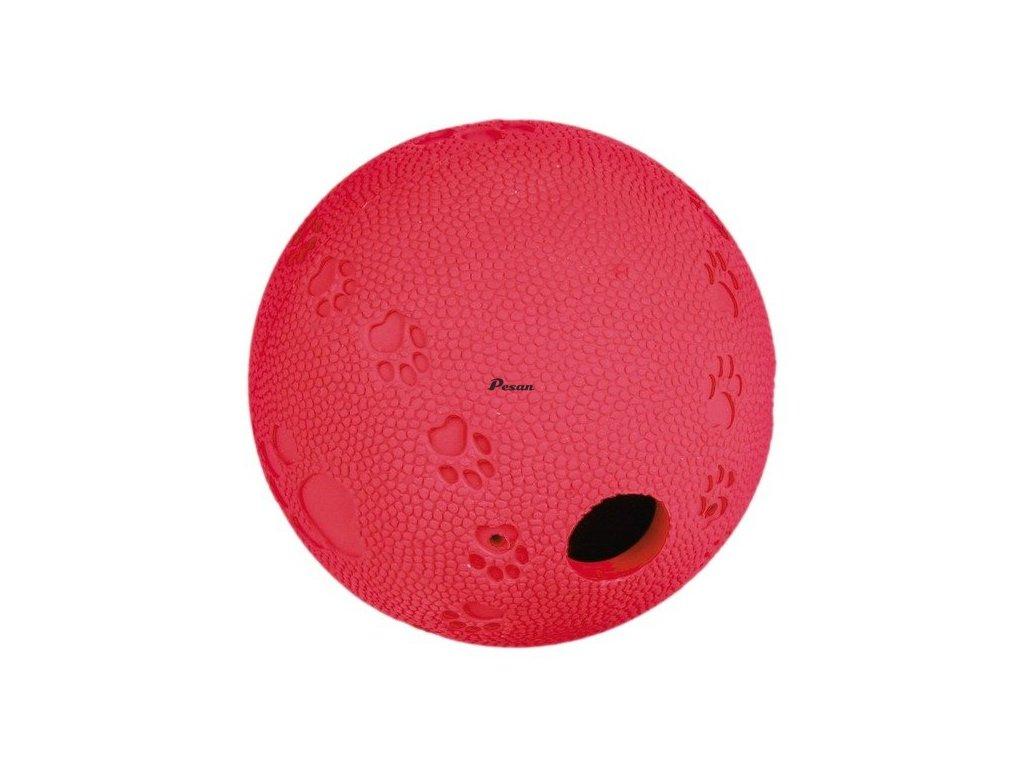 Labyrint-Snacky míč na pamlsky tvrdá guma 6cm Trixie