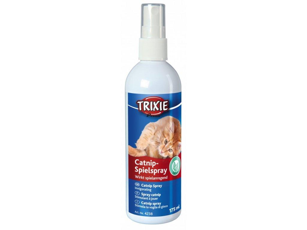 Catnip spray 175m Trixie na hračky podporuje hravost