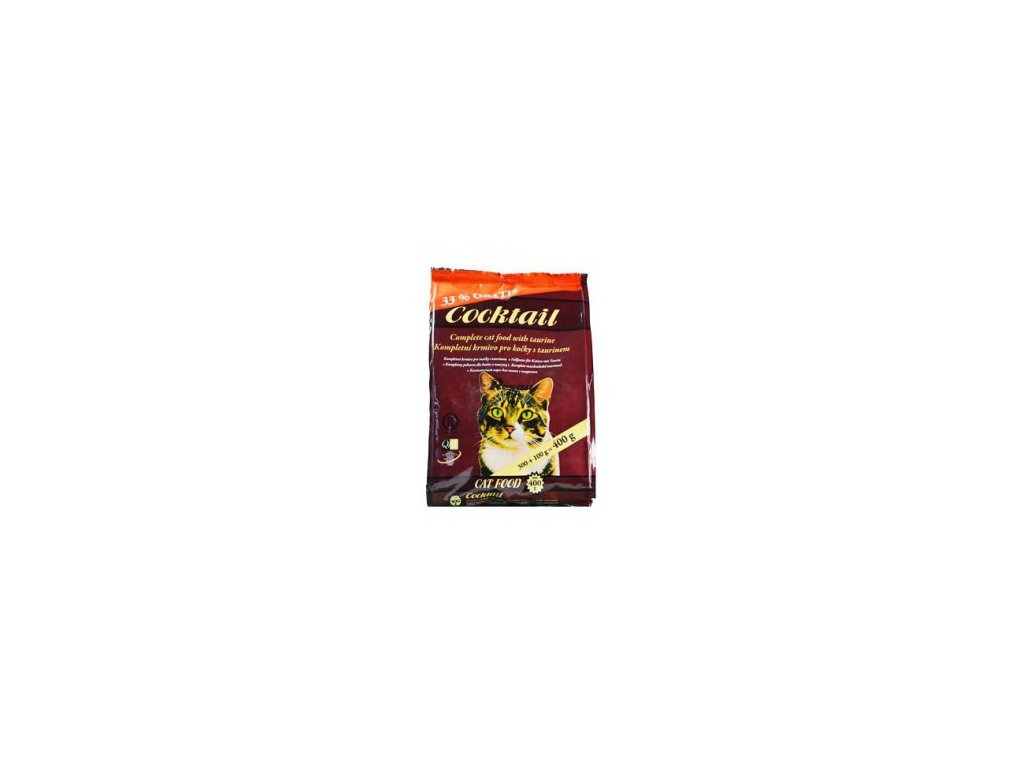 Delikan Cat Cocktail 400g