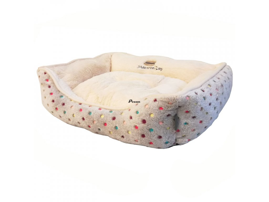 Pelišek s puntíky Extra soft Bed M 75cm-89024YF-M 13085