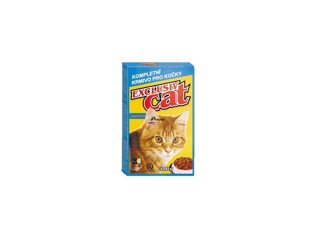 Delikan Cat Exclusive taurin  400g