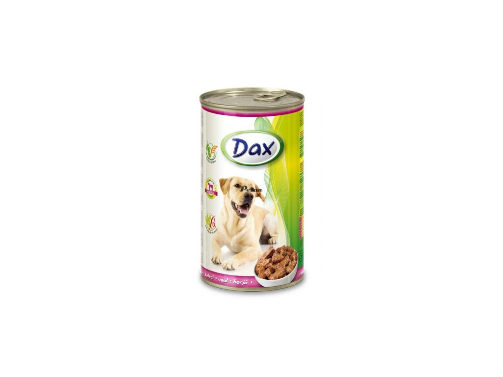 Dax knz.kous.DOG telecí 1240g