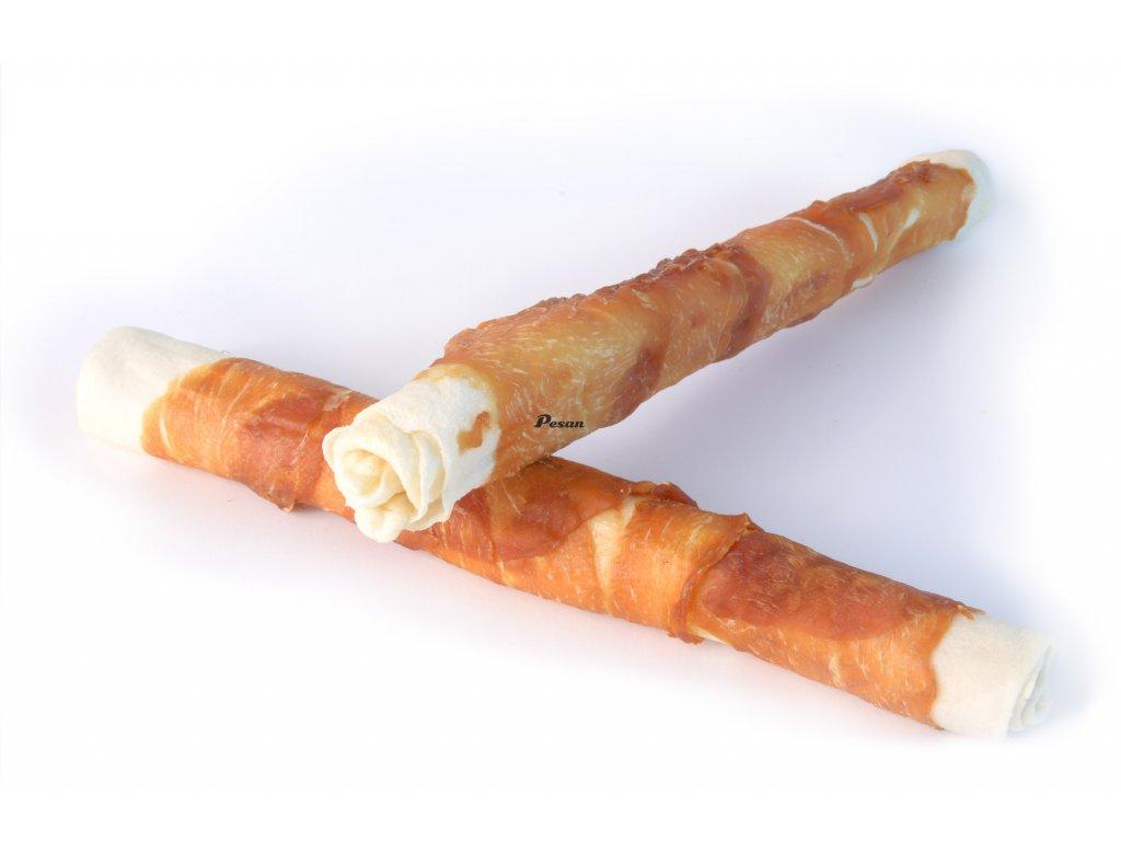 """Magnum Chicken Roll on Rawhide stick 10"""" (170g) 2ks 16.650"""