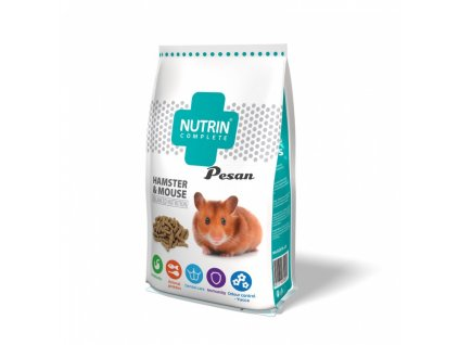 NUTRIN  Complete - Křeček , Myš 400g