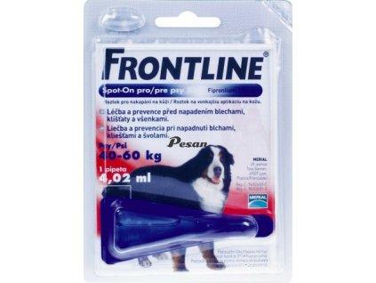 Frontline Spot-on 4,02ml +40 kg