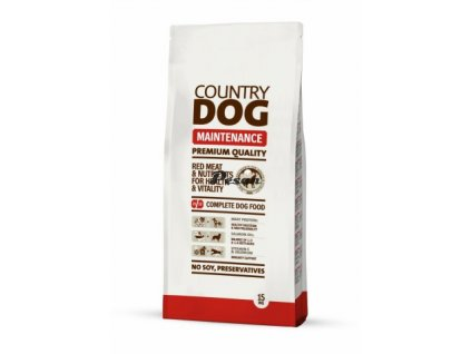 Country Dog Maintenance 15 + 2 kg