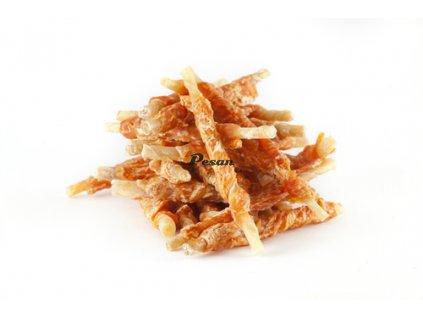 Want Tyčinky z bůvolí kůže s kuřecím masem 500g/30 2615