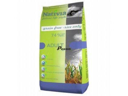 Nativia Dog Adult 15 kg