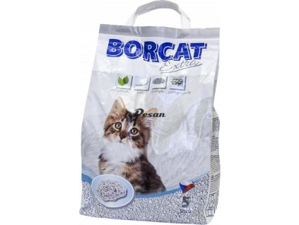 Podestýlka Borcat Extra 5l