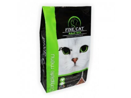 FINE CAT Adult Mix 10 kg