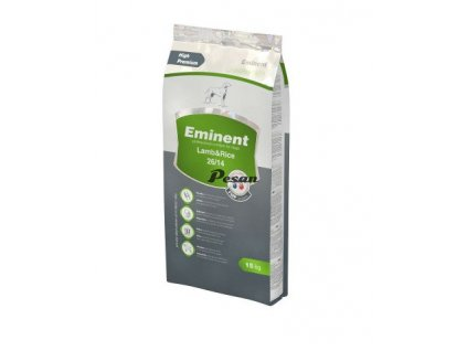 Eminent Dog Lamb Rice 15 + 2 kg