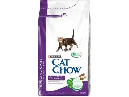 Purina Cat Chow Special Care Hairball 1,5 kg