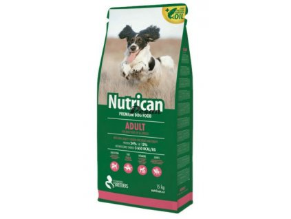 NutriCan Dog Adult 15 kg