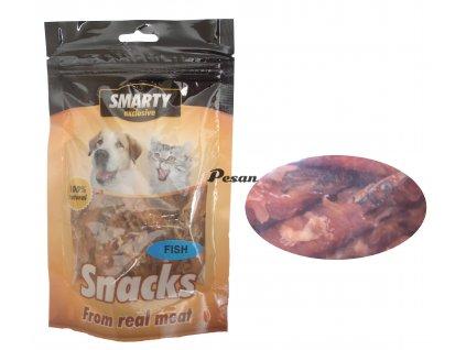 Snack Chicken & Fish 70g 11172