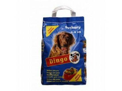 Dingo suchary přírodní 13 kg