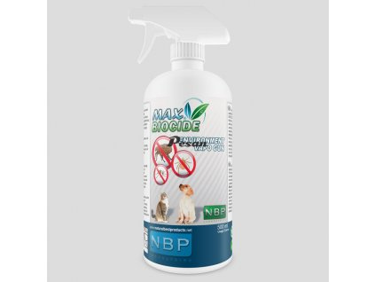 max biocide geraniol vapo gun environment