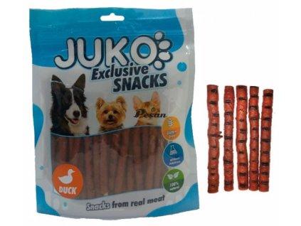 Snack BBQ Duck Stick 250g  13019