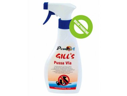Gills ZÁKAZOVÝ-ODPUZOVACÍ,OKUS-spray 300ml 2062c