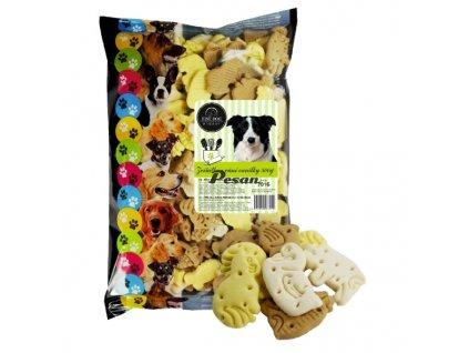 fine dog bakery zviratka s vuni vanilky 500