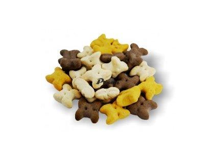 FINE DOG Bakery Mini kostička s vůní vanilky 500g 7011
