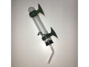 BP Napaječka hlodavec do akvária sklo + trubička 100ml č.0025
