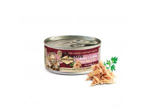 Carnilove White Muscle Meat Turkey & Salmon for Kittens 100g