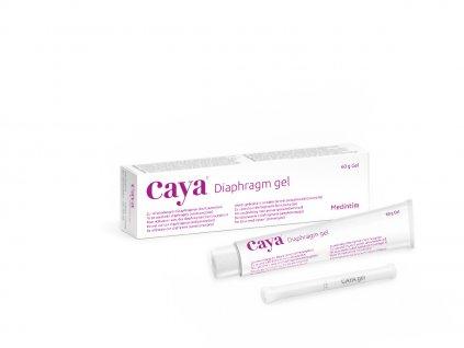 Caya gel s krabičkou