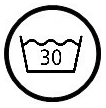 ikona praní