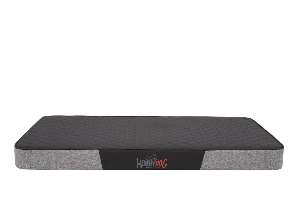 Hobbydog Premium černá šedá šedá ekolen 3