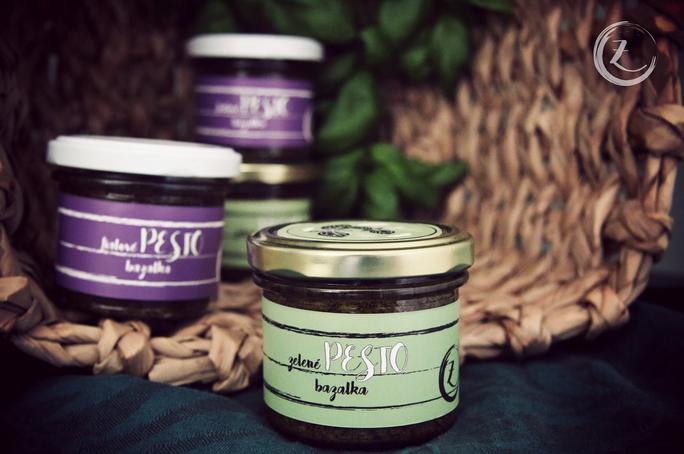 Buďte kreativní s pestem. 3 recepty, které určitě vyzkoušejte!
