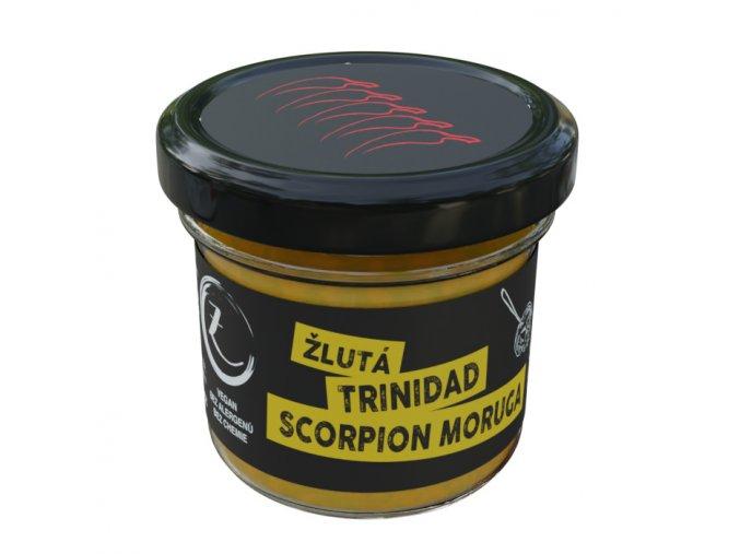 Zluta trinidad scorpion moruga