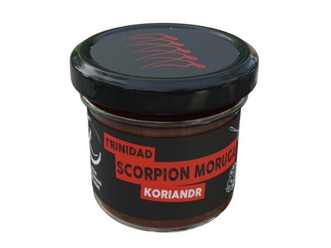 Trinidad scorpion moruga koriandr