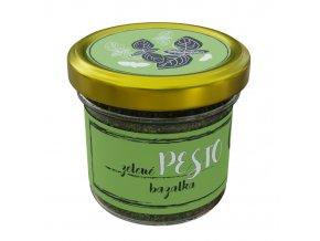 Zelene pesto bazalka