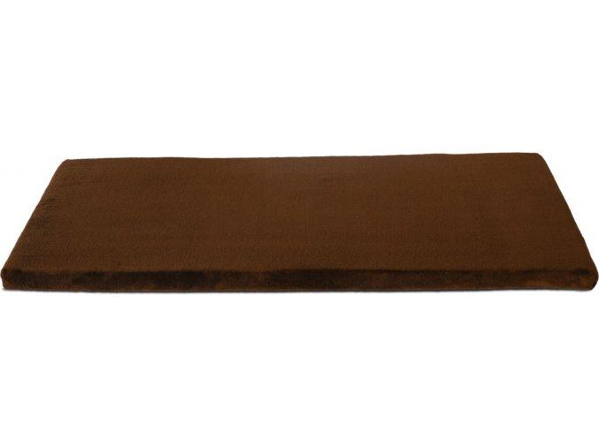 matrace pro psa velka hneda